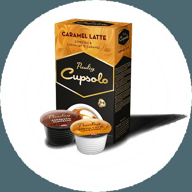 Cupsolo Caramel Latte