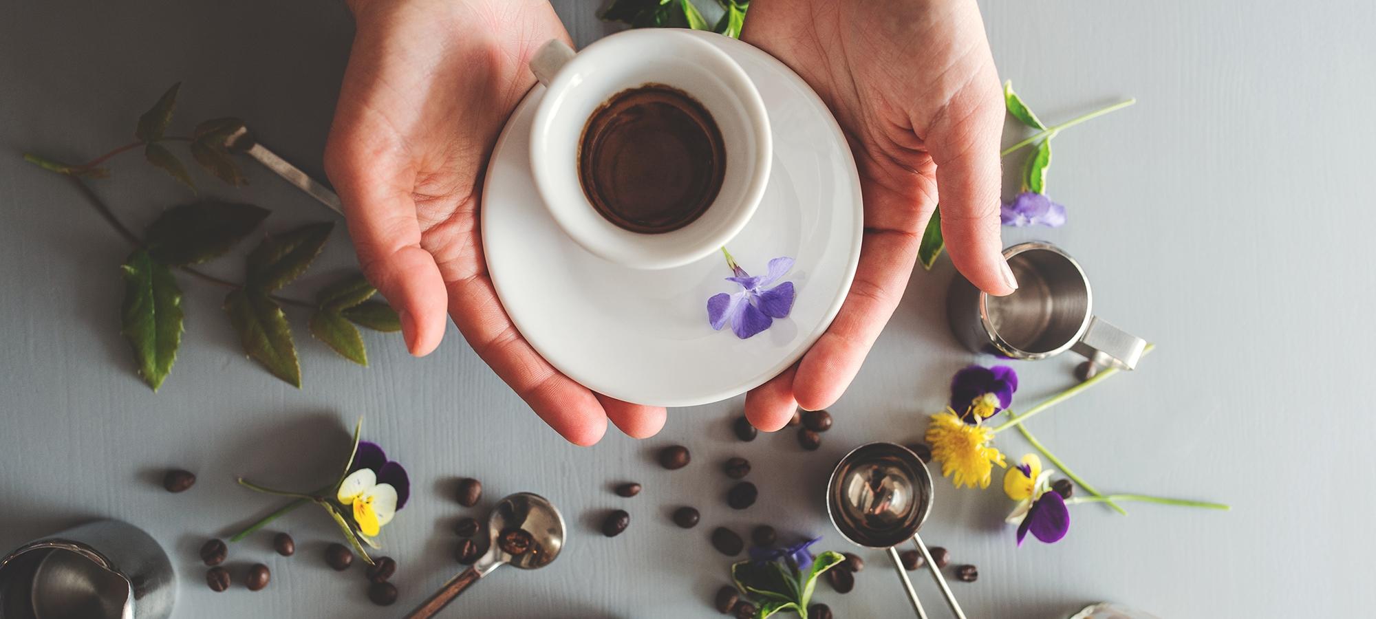 Kahvinkeitto onnistuu, kun veden ja kahvin suhde on oikea