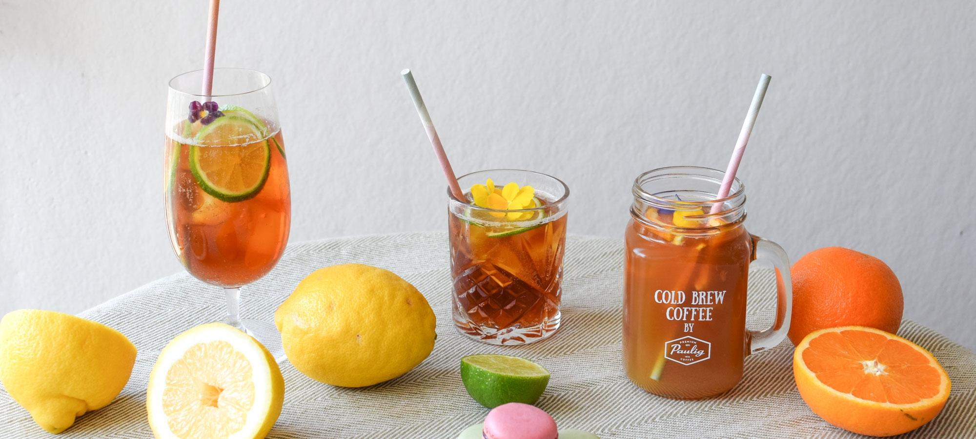Kahvimocktail juomat sopivat raikkaaksi juomaksi brunssille tai juhlaan