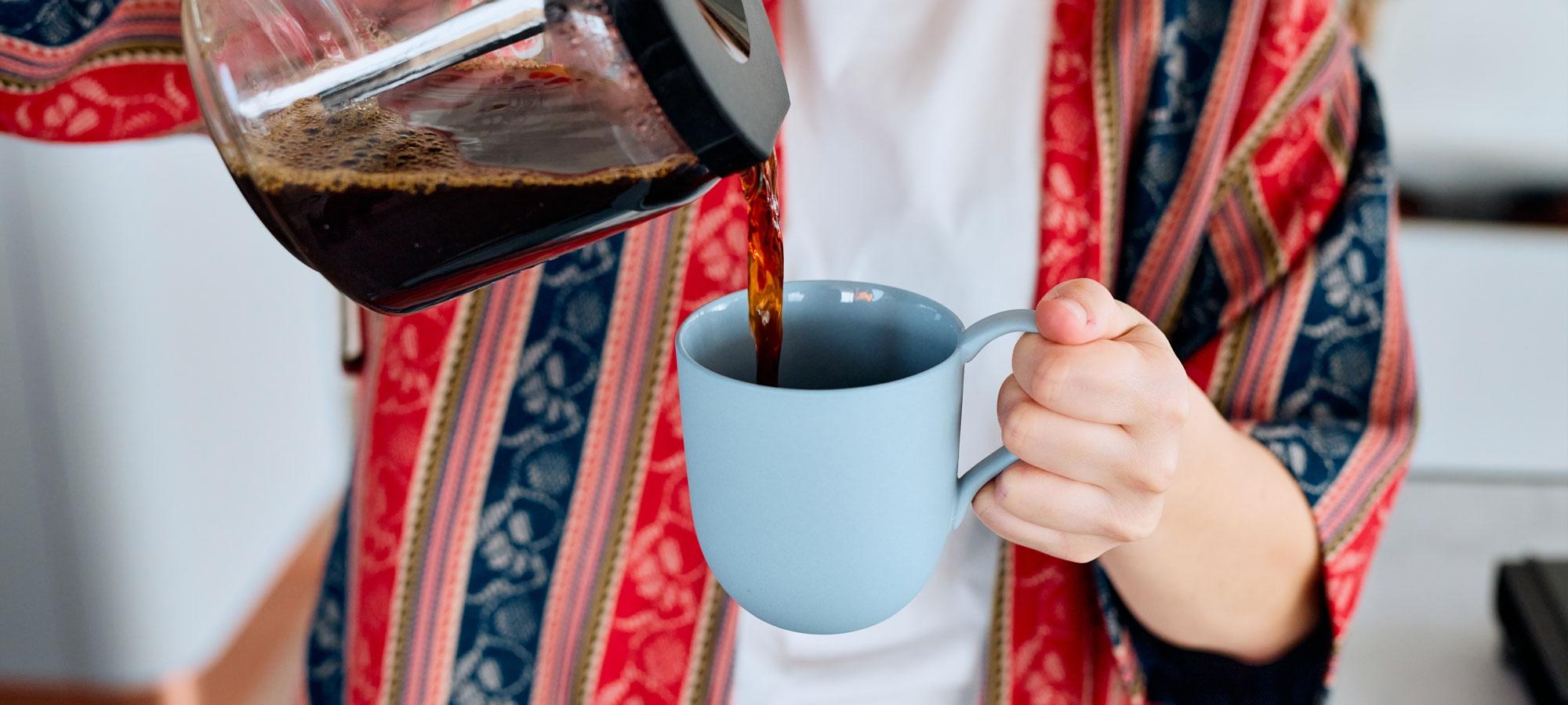 Jos kahvissa on suklaisia makuvivahteita onko siinä silloin suklaata
