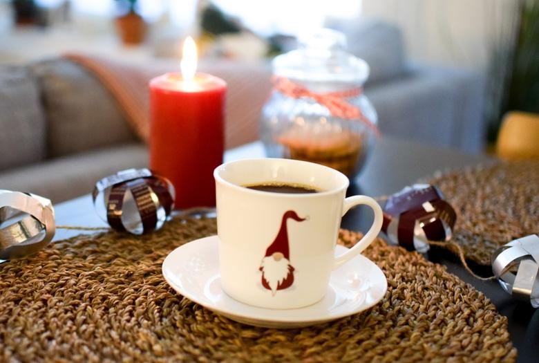 Mikä jouluherkku sopii kahvin kanssa paritettavaksi?