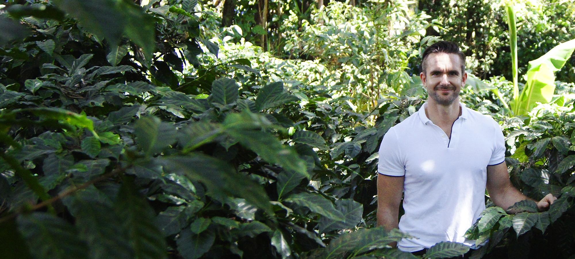 András Koroknay-Pál, Head of Sourcing, Green Coffee