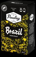 Brazil Dark -kahvipakkaus