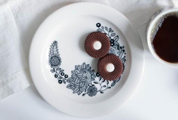Piilopaikka-makupari: Aito Vanilja -keksi