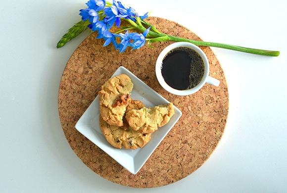 Pähkinäcookies