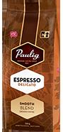 Paulig Espresso Delicato jauhettu 250g