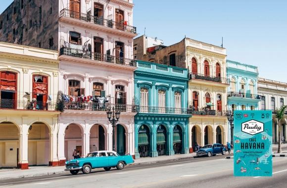 Café Havanna -soittolista vie sinut mielikuvamatkalle Havannaan
