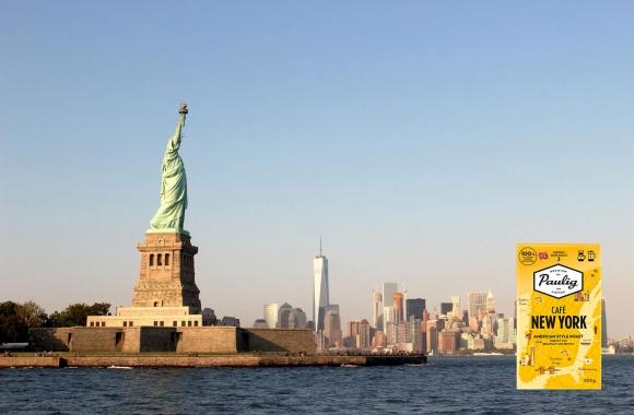 Café New York -soittolista vie sinut mielikuvamatkalle New Yorkiin