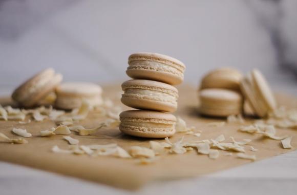 Macarons-leivokset