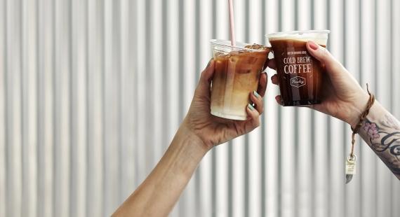 Kookosvesi ja muut maukkaat keinot Cold Brew -kahvisi tuunaamiseen