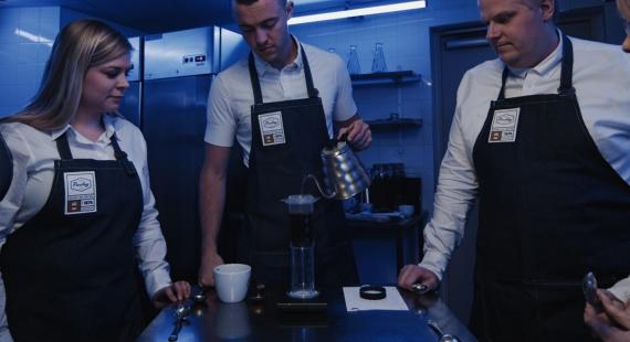 Blend 2080 – kahvi ilman kahvia