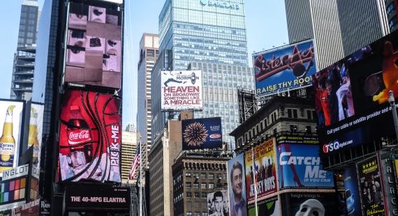 New York – Kaupunki, joka herättää kaipauksen