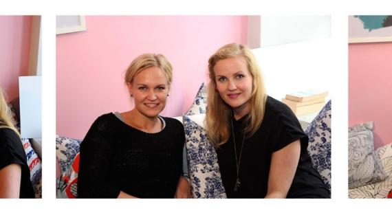 Emmi and Ulla