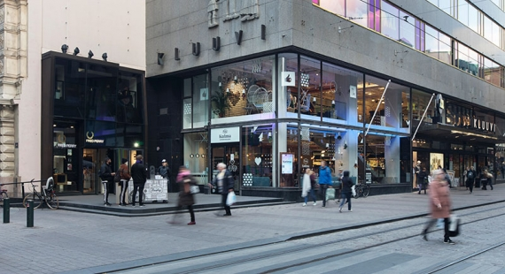 Paulig Kulma: uusi kahvin ystävien kohtaamispaikka keskellä Helsinkiä