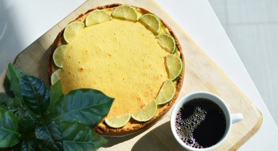 Key Lime Pie eli Limepiiras