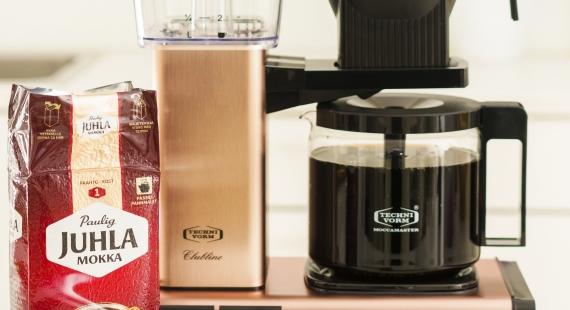 Vaikuttaako keitinlevyllä seisottaminen kahvin makuun?