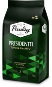 Presidentti Tumma Paahto 1kg papu