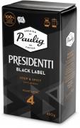 Presidentti Black Label 450g hj