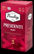 Presidentti Ruby 500g hj
