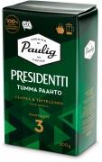Presidentti Tumma Paahto 500g pj