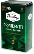 Presidentti Tumma Paahto 500g sj