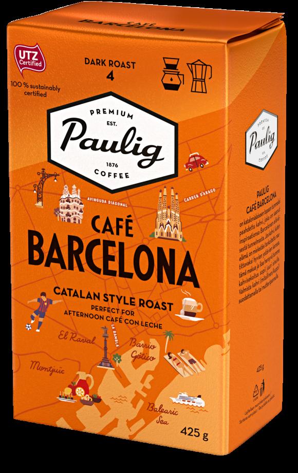 Paulig Café Barcelona
