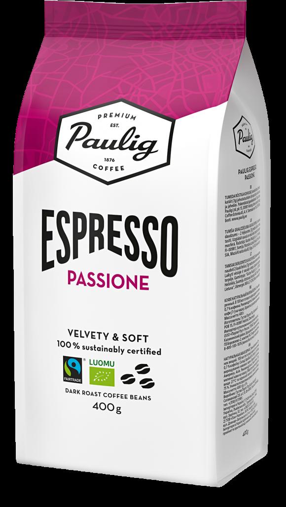 Espresso Passione