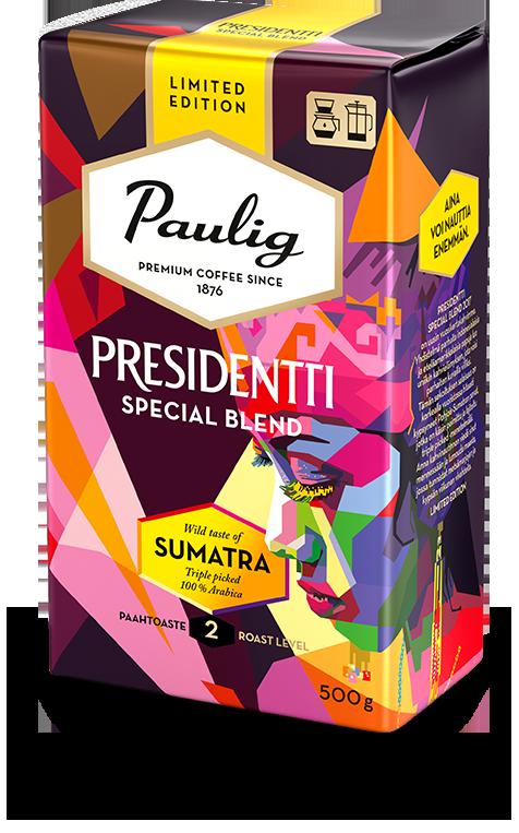 Presidentti Special Blend 2017
