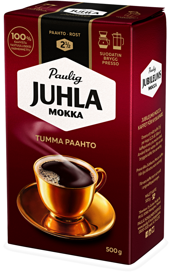 Juhla Mokka Tumma Paahto