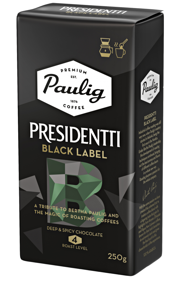 Presidentti Black Label