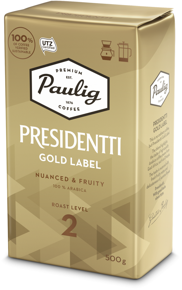 Presidentti Gold Label