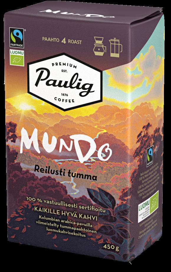 Paulig Mundo Reilusti Tumma
