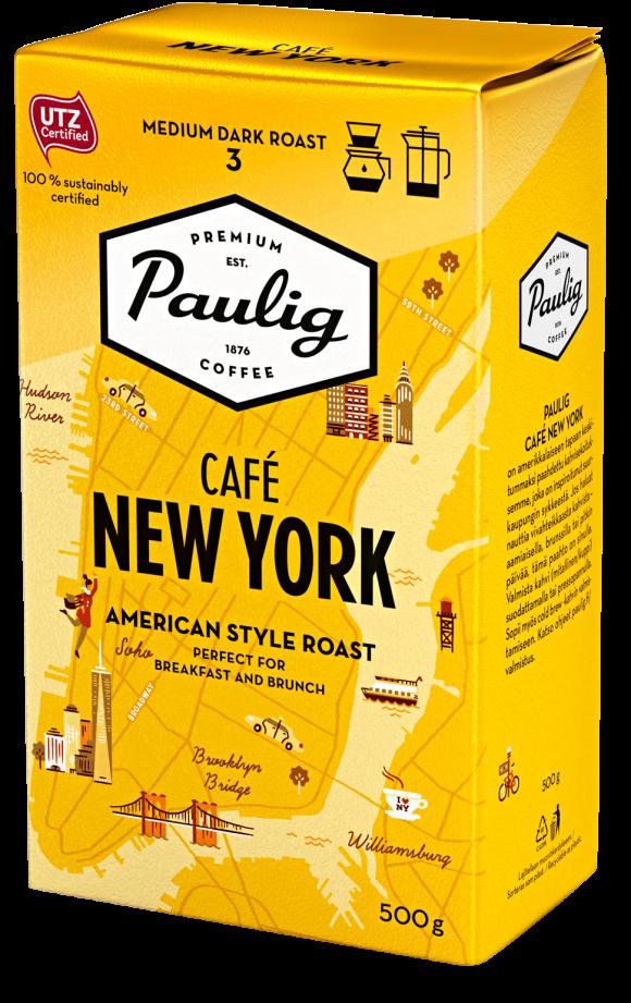 Paulig Café New York