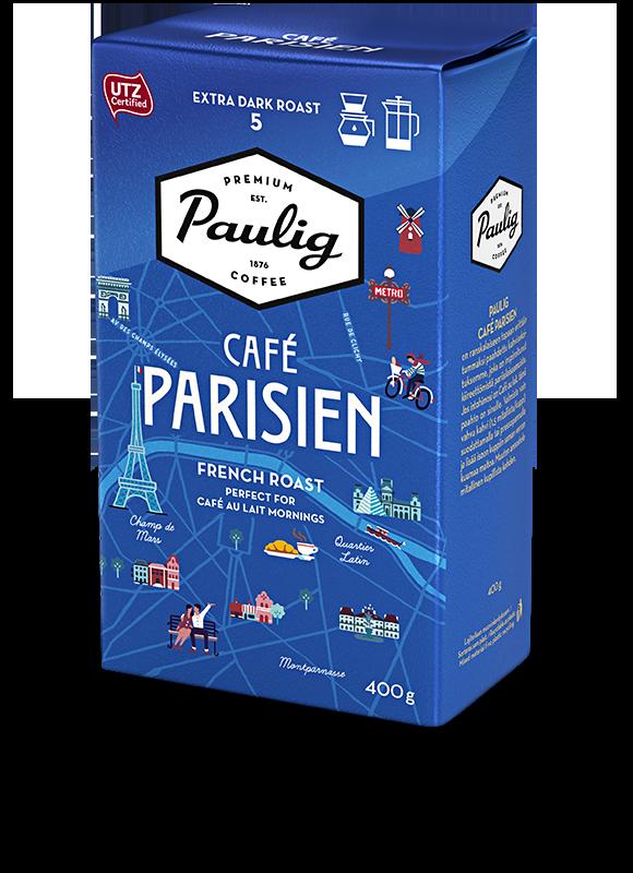 Paulig Café Parisien