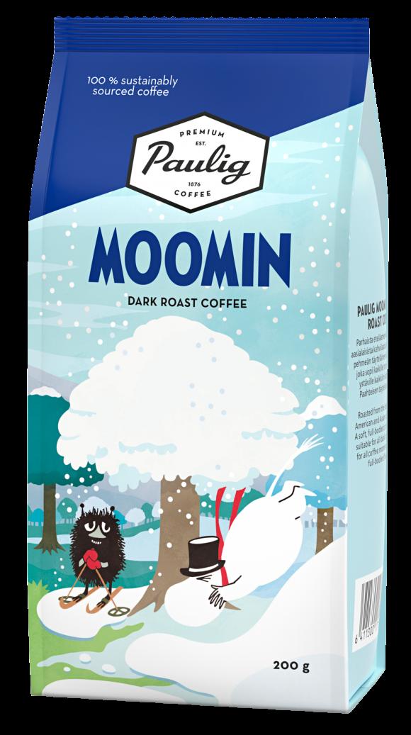 Moomin Dark Roast Coffee