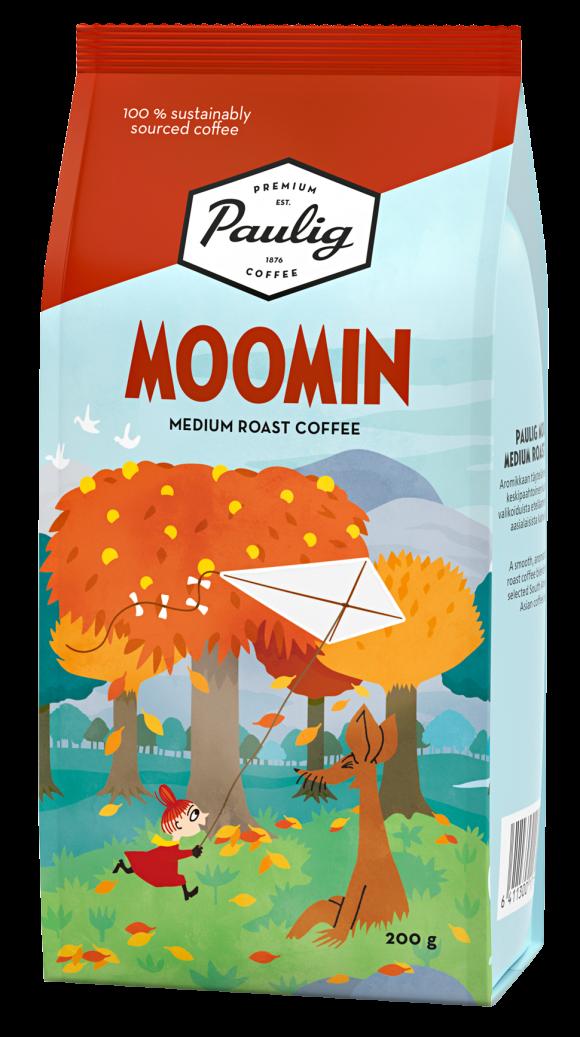 Moomin Coffee Medium Roast