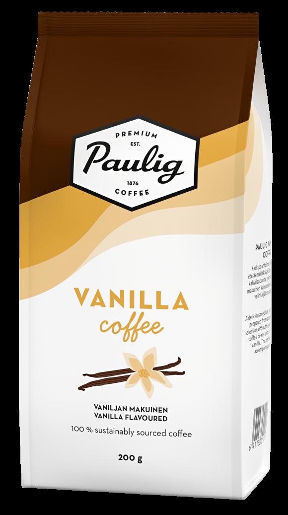 Paulig Vanilla Coffee