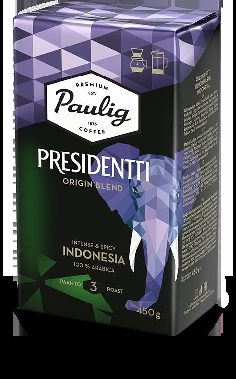 Presidentti Origin Blend Indonesia