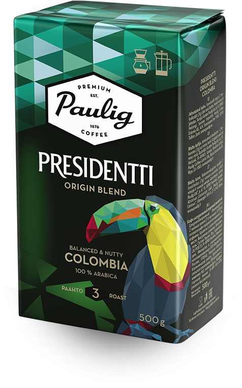Presidentti Origin Blend Colombia