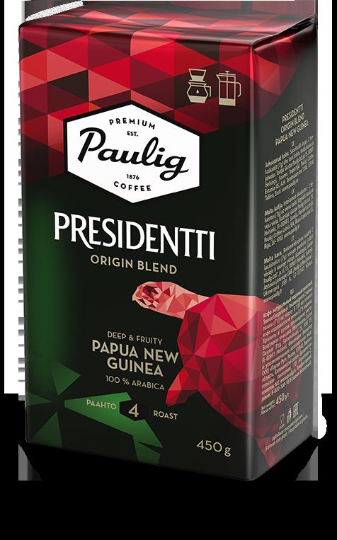 Presidentti Origin Blend Papua New Guinea