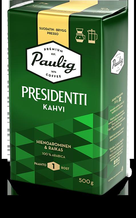Presidentti Vaalea Paahto