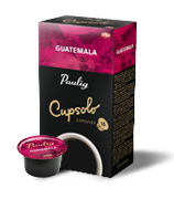 Cupsolo Guatemala