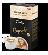 Cupsolo Vanilla Latte