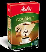 Melitta 1x4/80 <br>Gourmet Intense