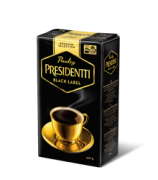 Presidentti Gold Label Black