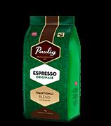 Paulig Espresso Originale papu 1kg