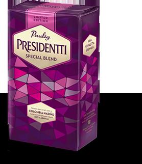 Presidentti kahvi special blend